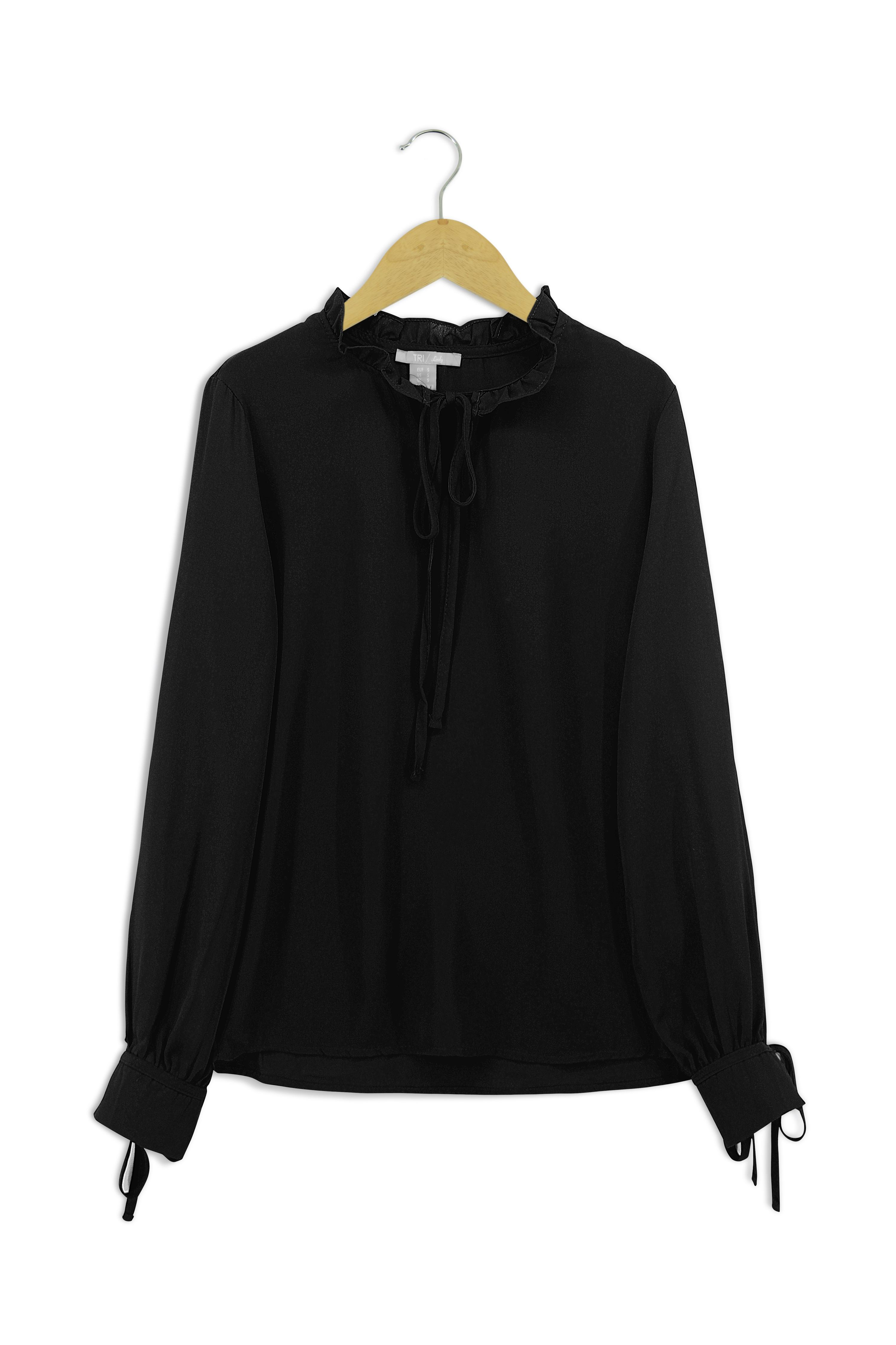 Lady Blouse Plain (LBP-4011)