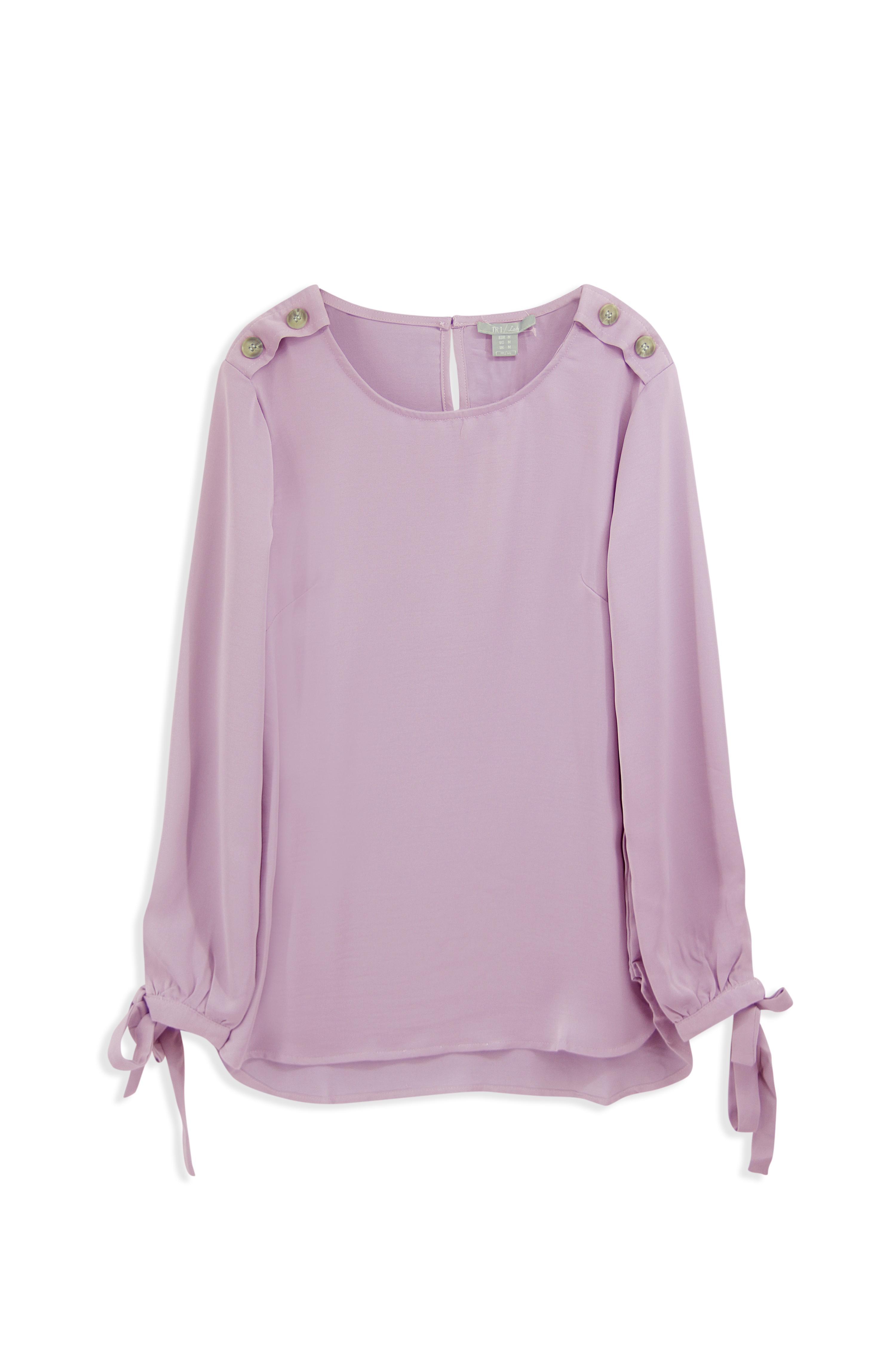 Lady Blouse Satin (LBS-09002)
