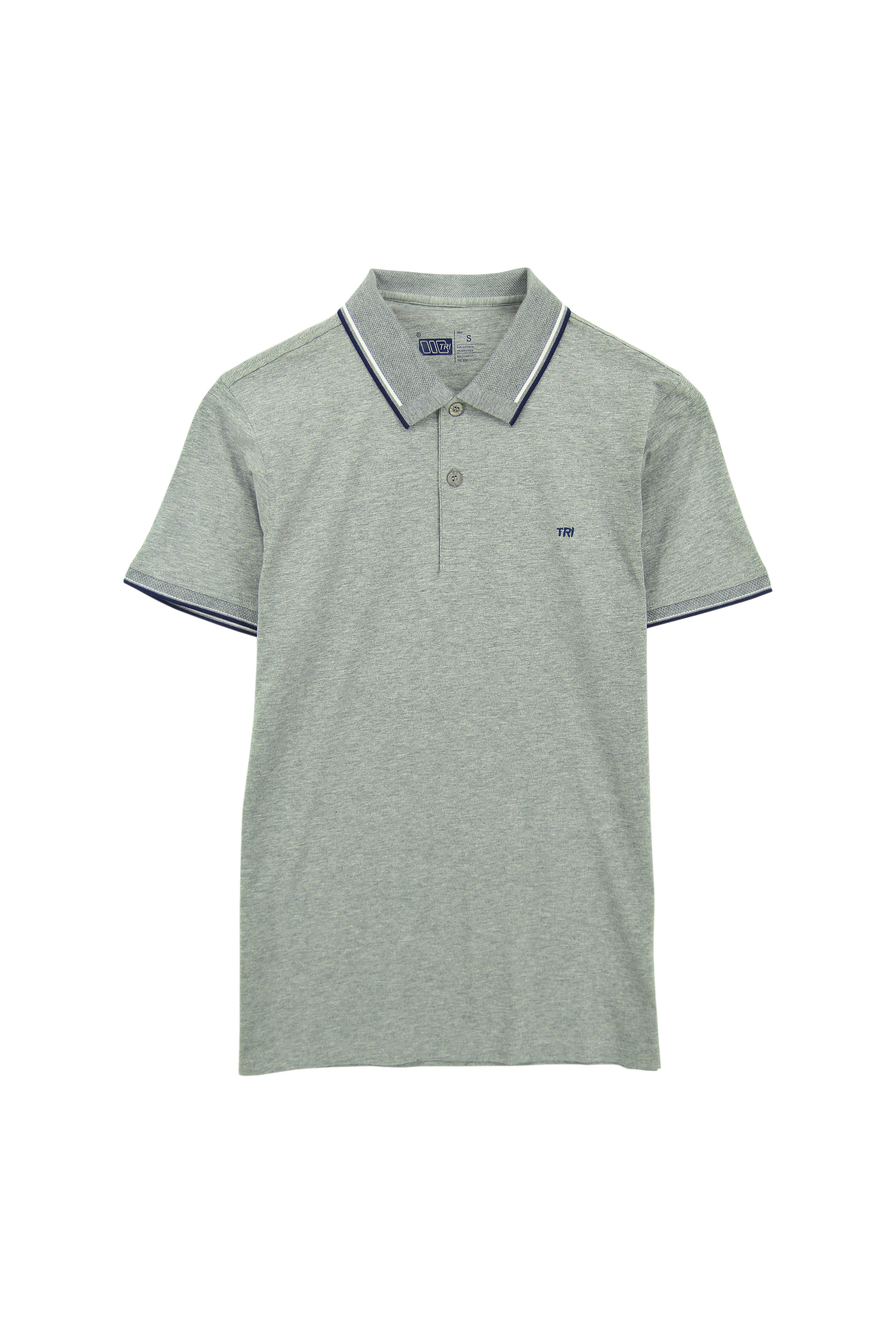 TRI Original Cotton Polo Shirt M-8092