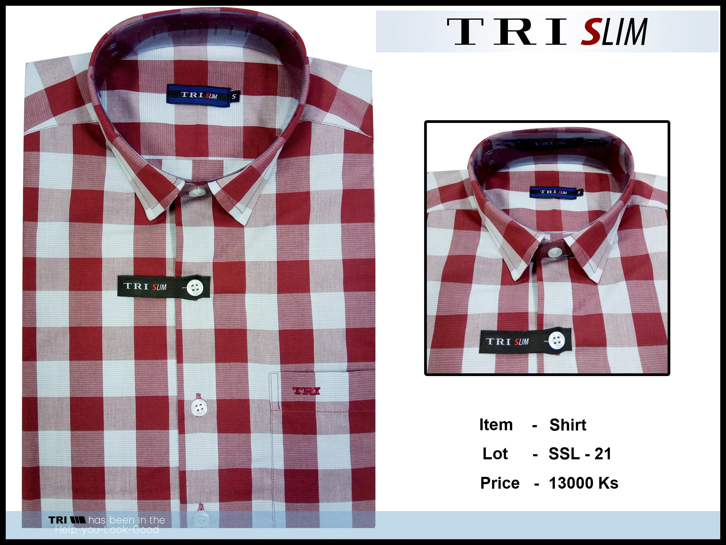 Tri Slim Shirt SSL - 21 - 2