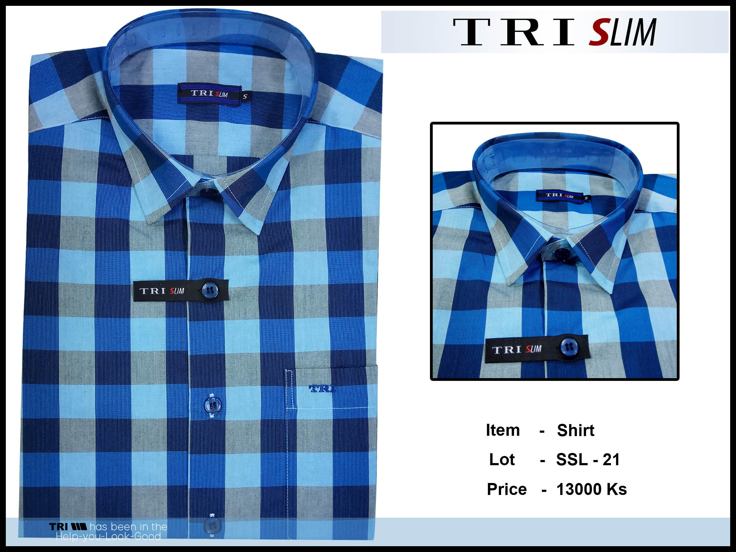 Tri Slim Shirt SSL - 21 - 4