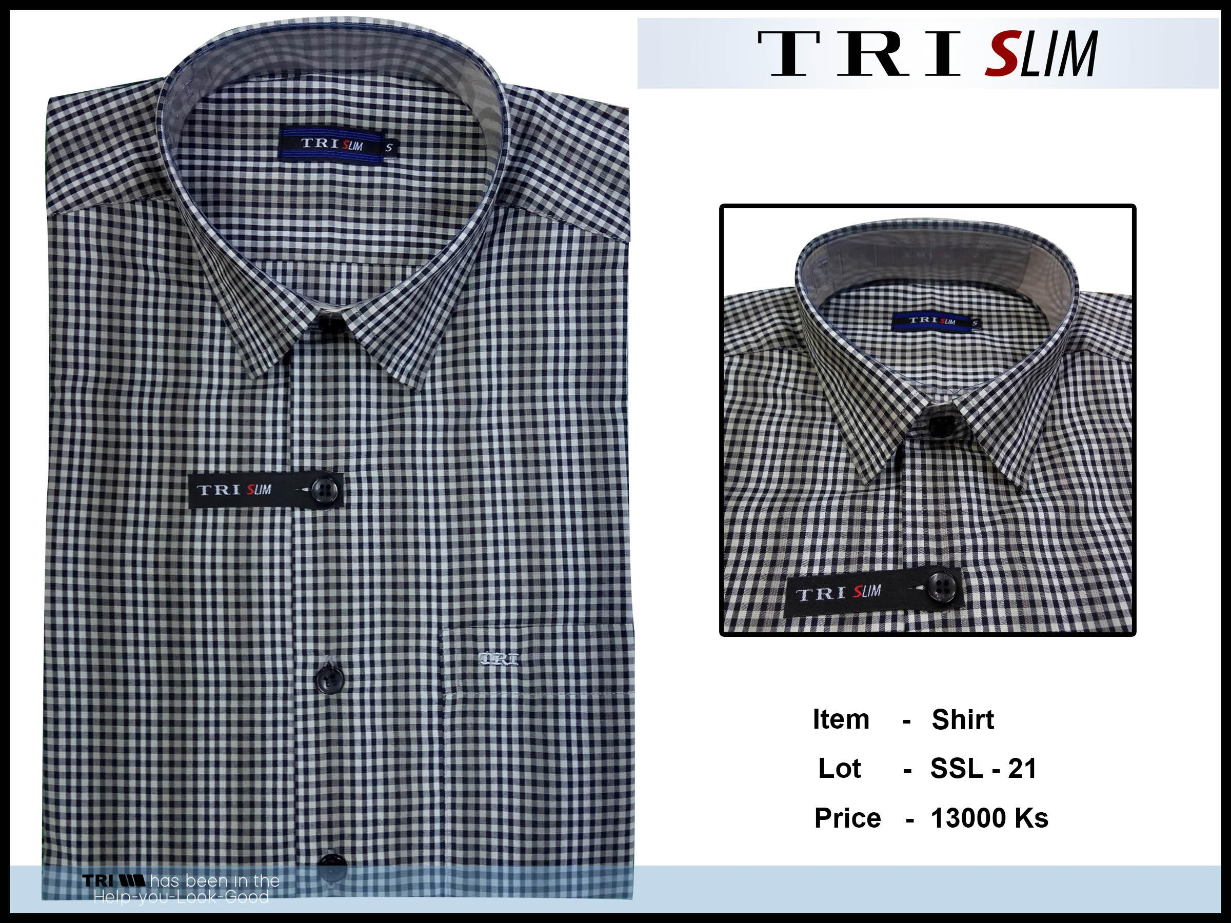 Tri Slim Shirt SSL - 21 - 3