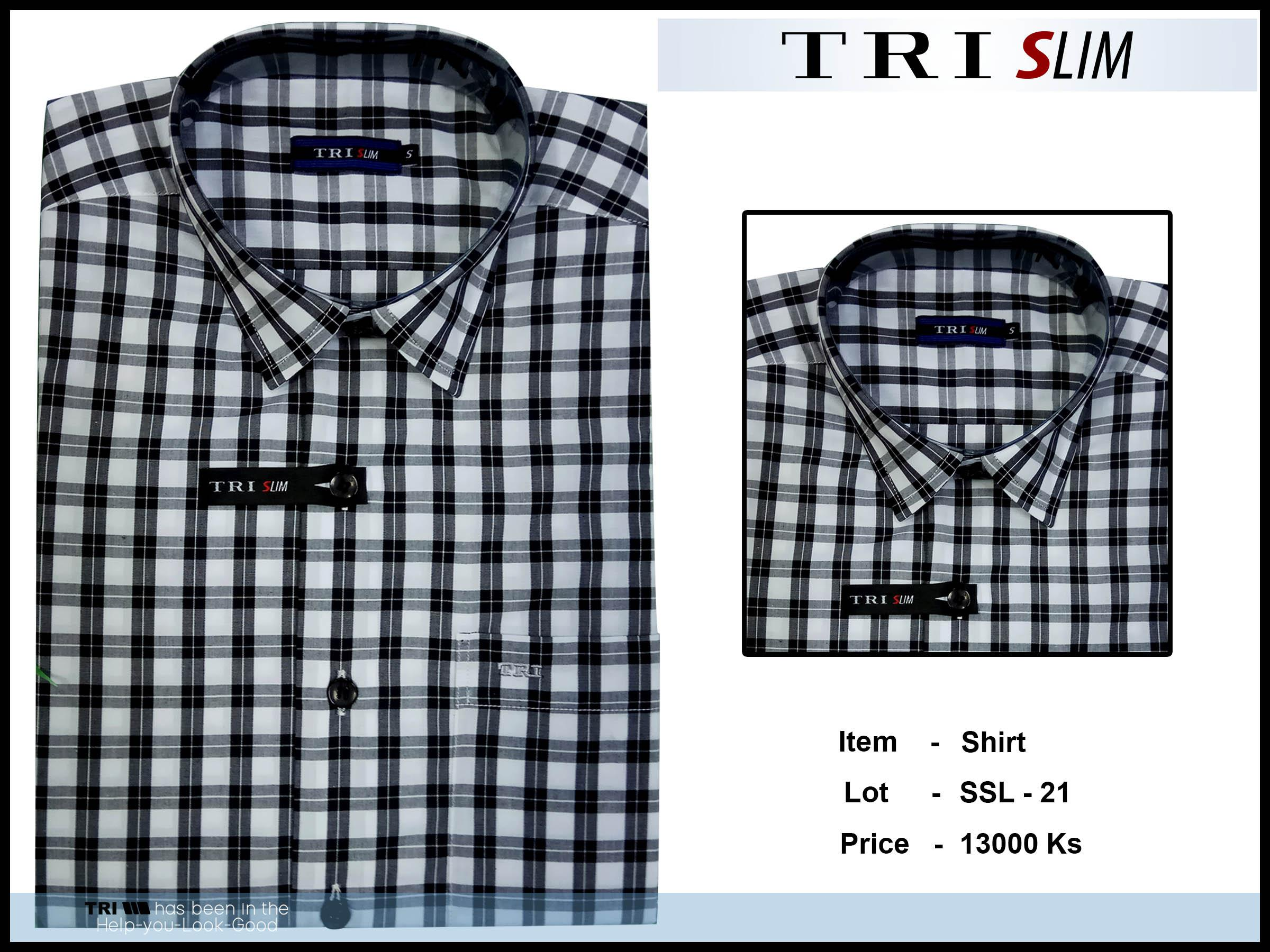 Tri Slim Shirt SSL - 21 - 10