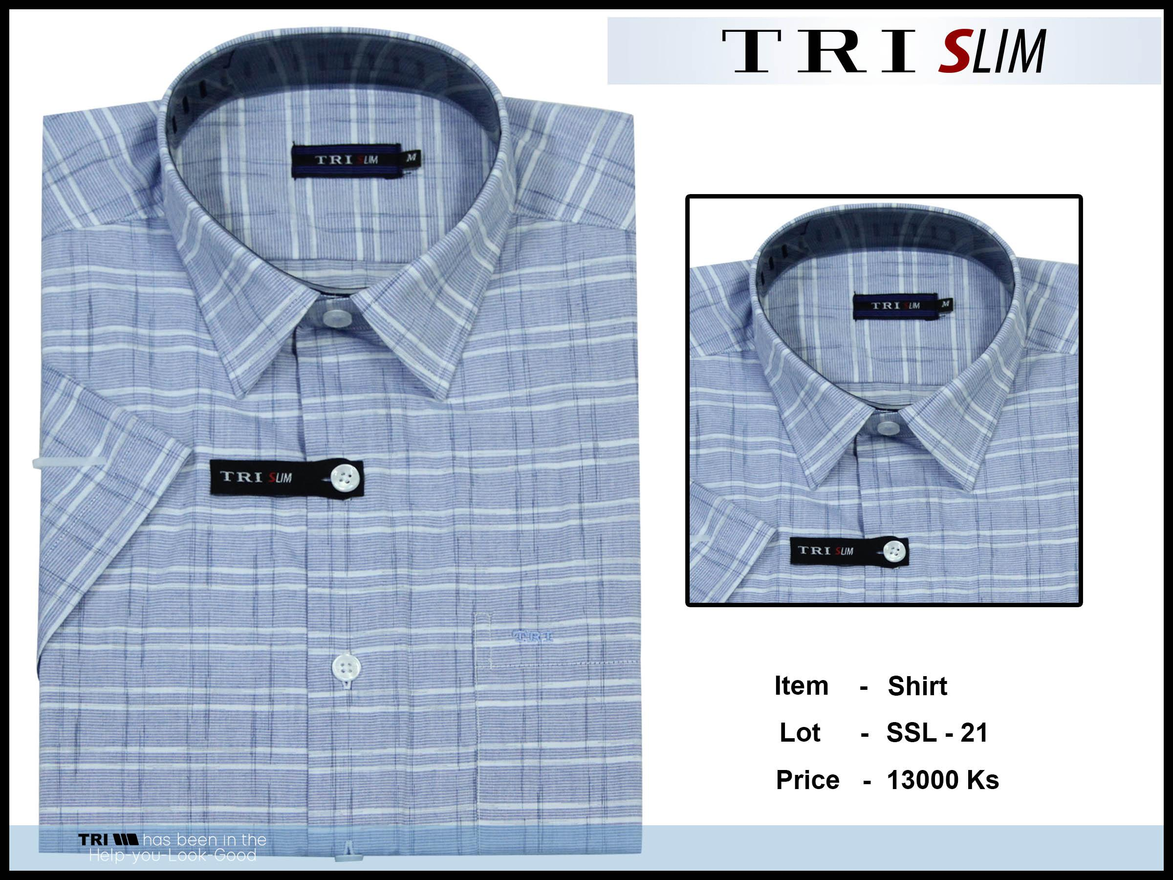 Tri Slim Shirt SSL - 21 - 16