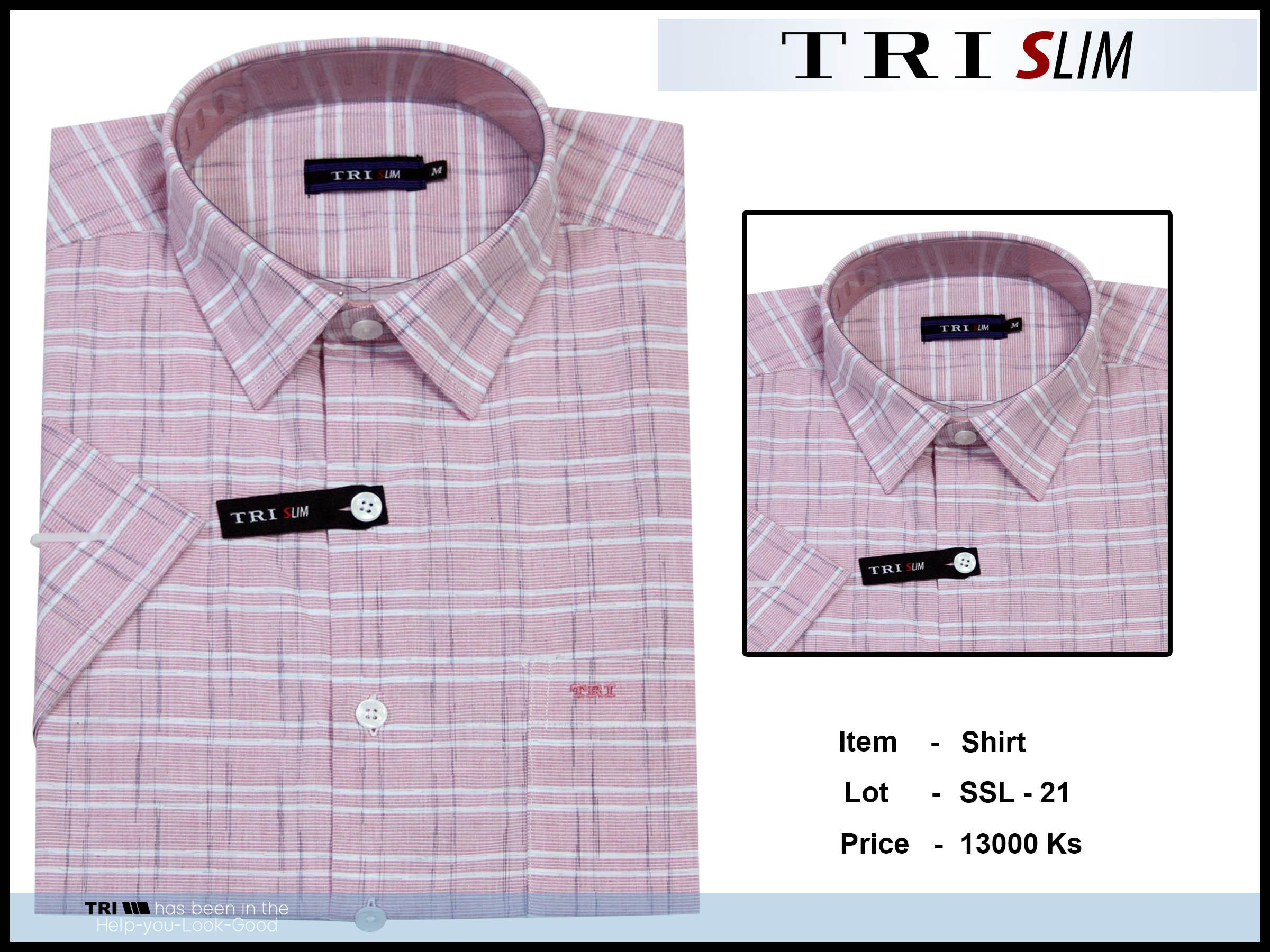 Tri Slim Shirt SSL - 21 - 17