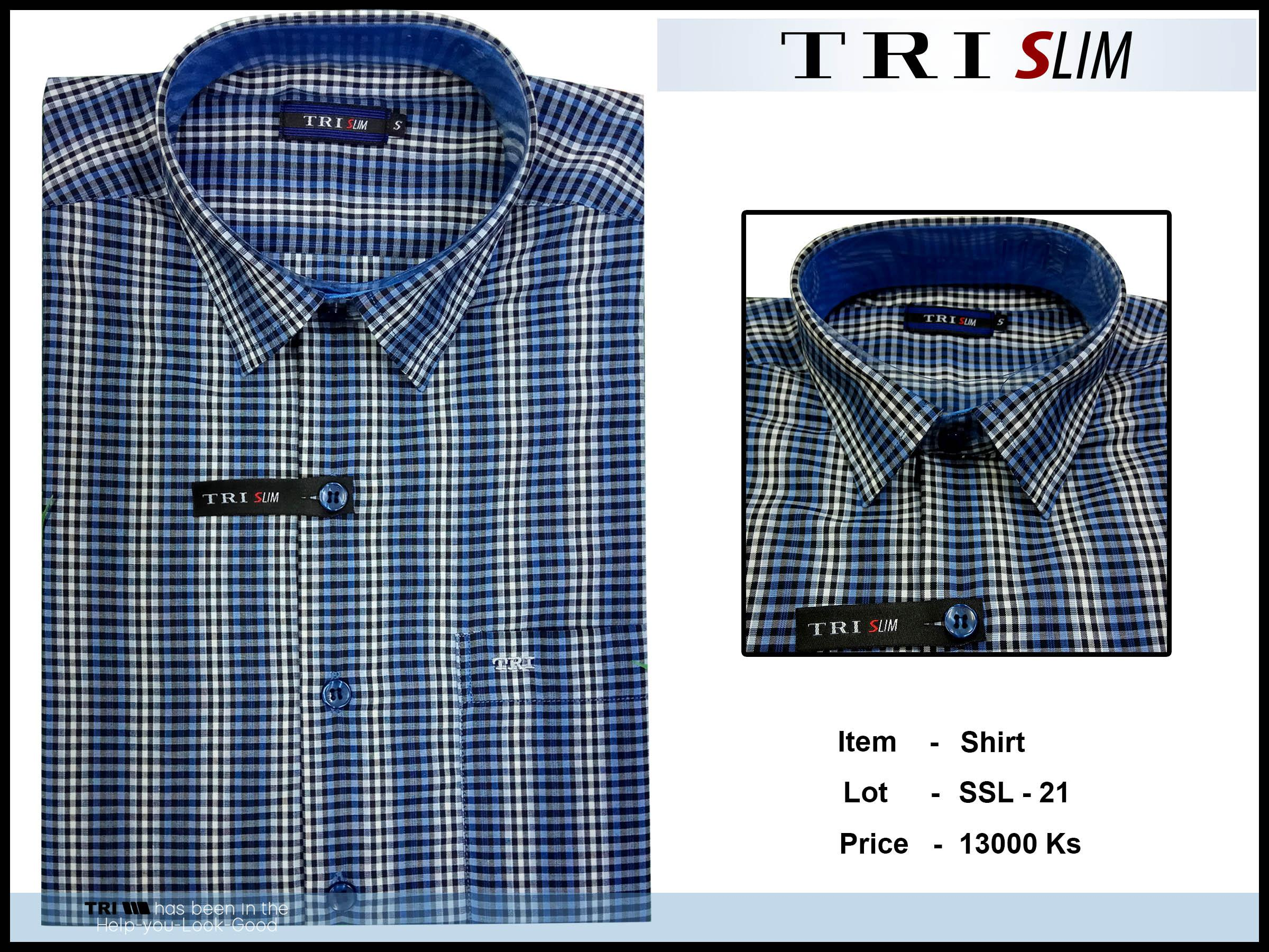 Tri Slim Shirt SSL - 21 - 13