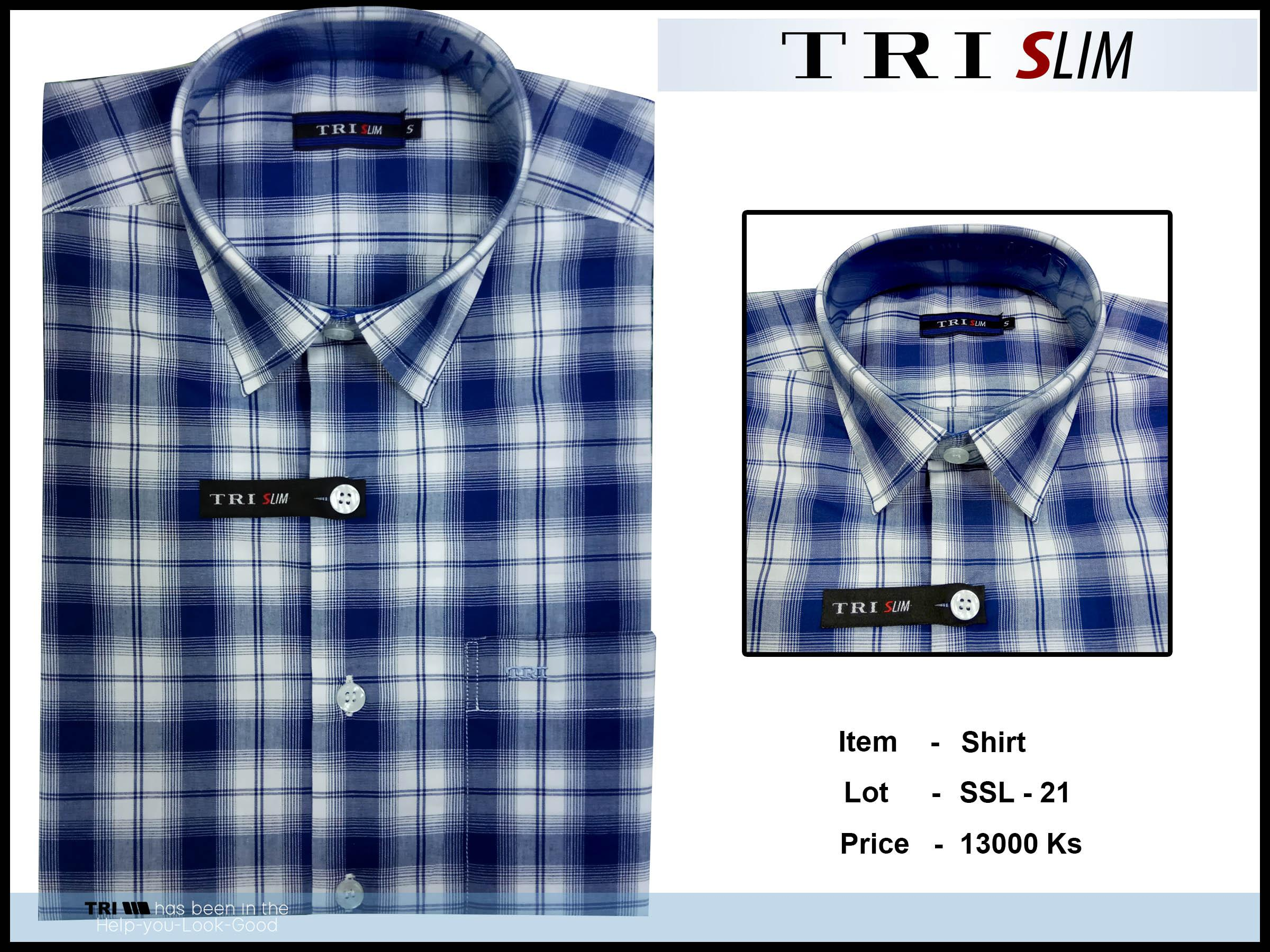 Tri Slim Shirt SSL - 21 - 11