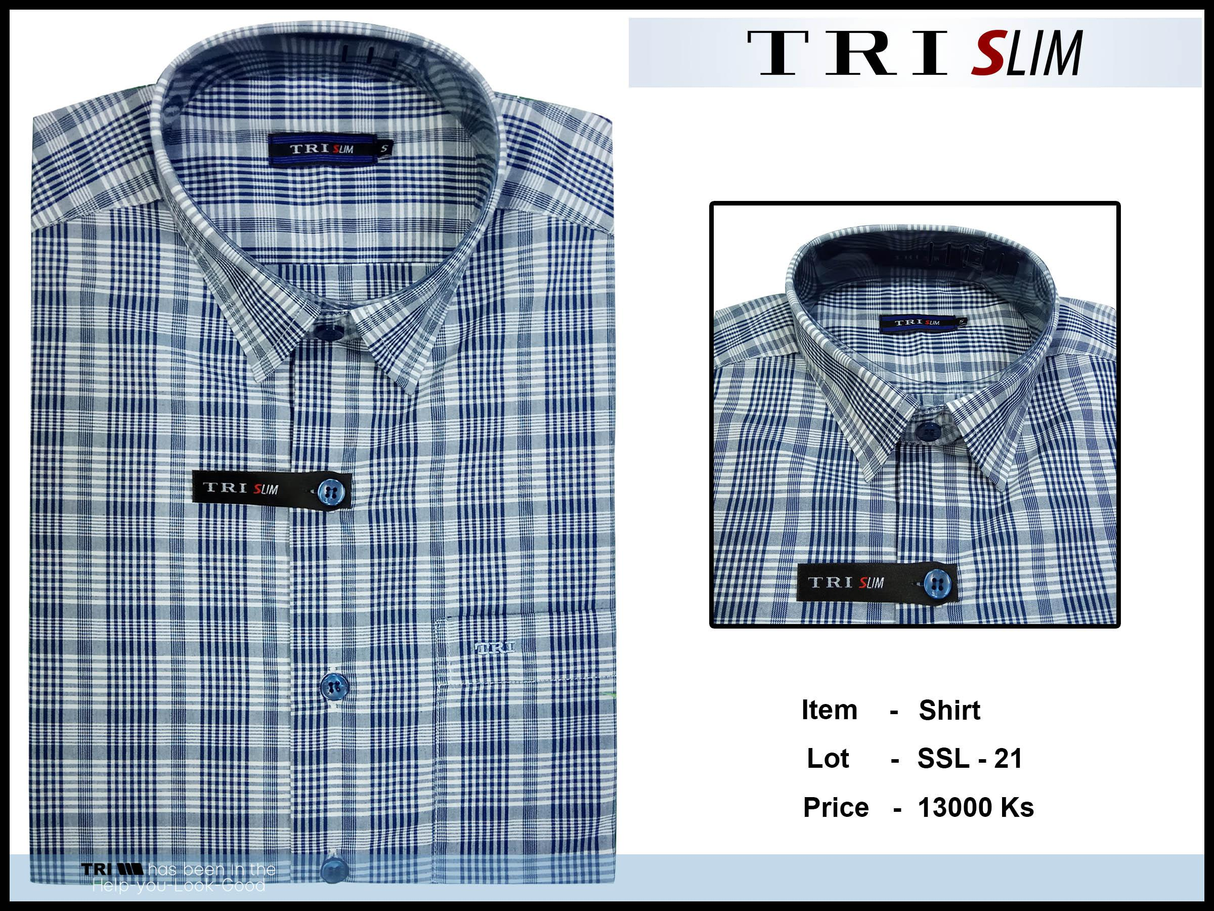 Tri Slim Shirt SSL - 21 - 5