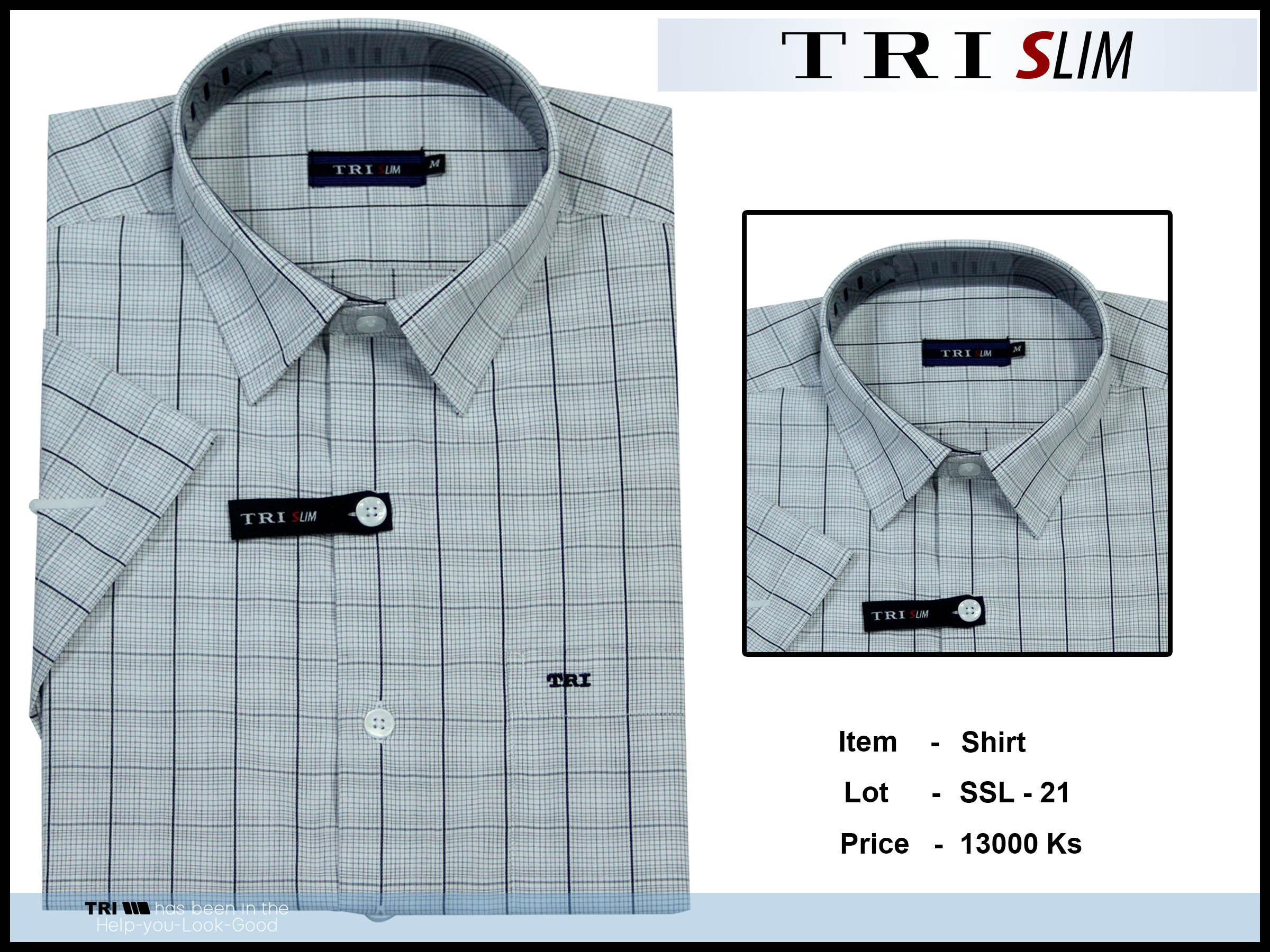 Tri Slim Shirt SSL - 21 - 15