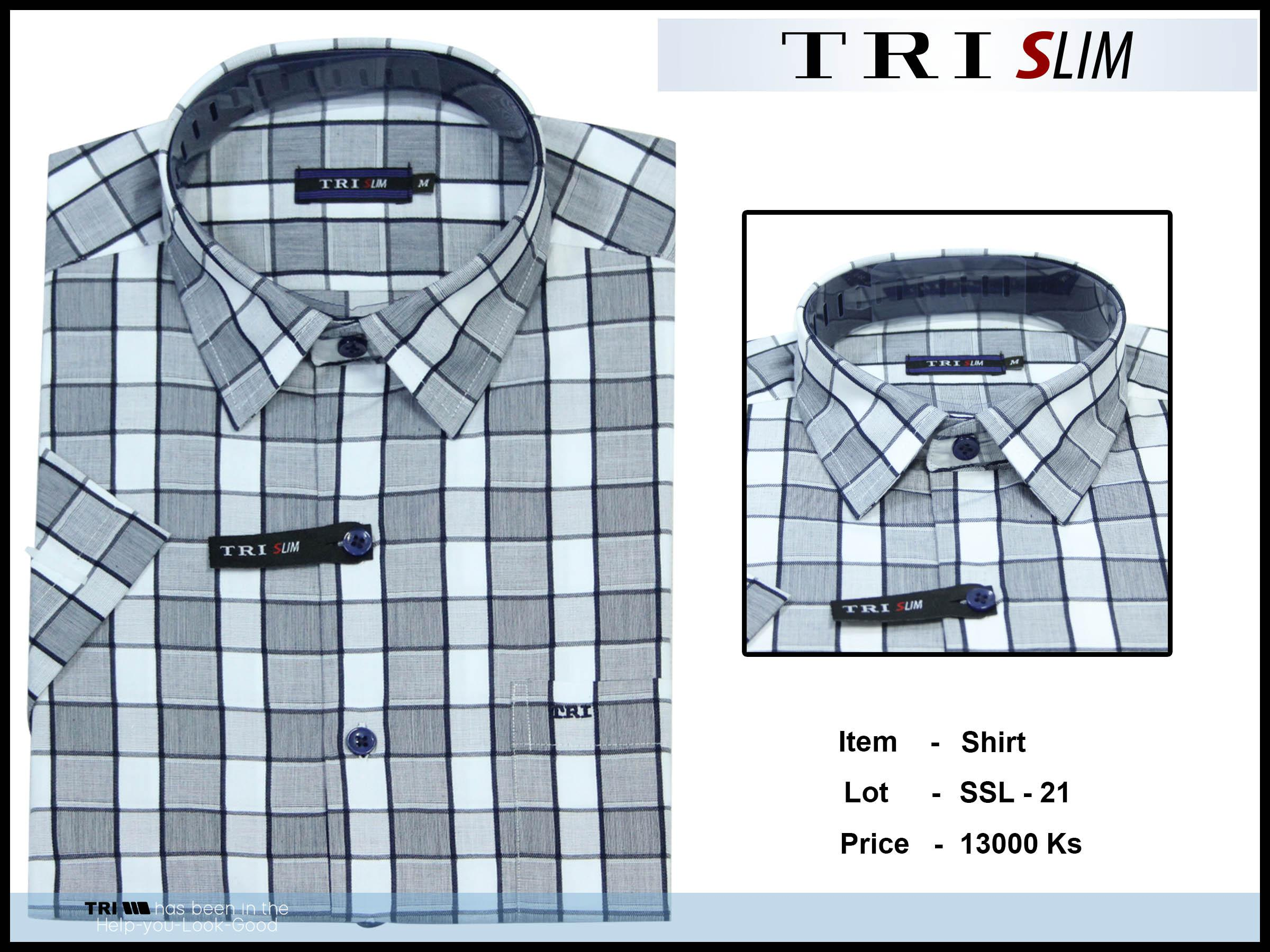 Tri Slim Shirt SSL - 21 - 18