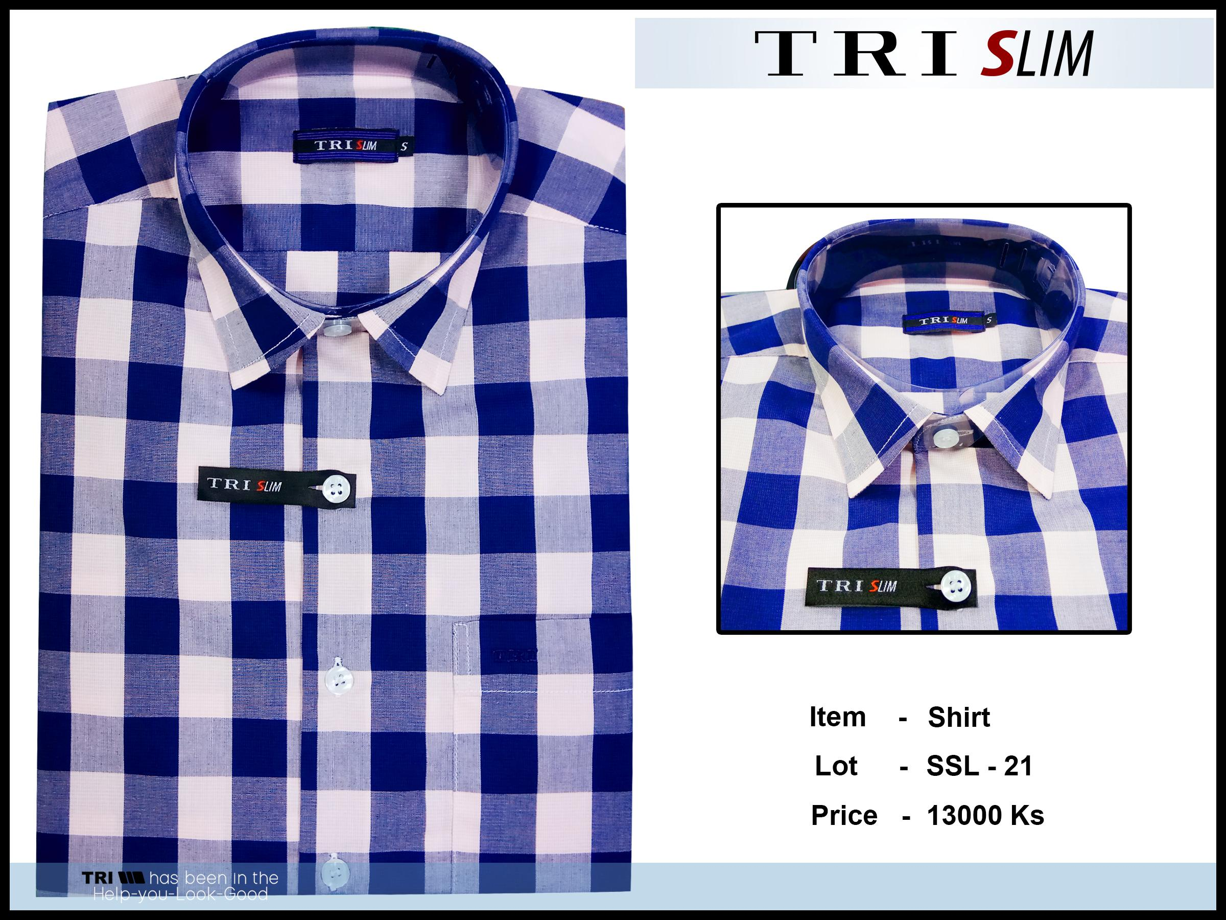 Tri Slim Shirt SSL - 21 - 14