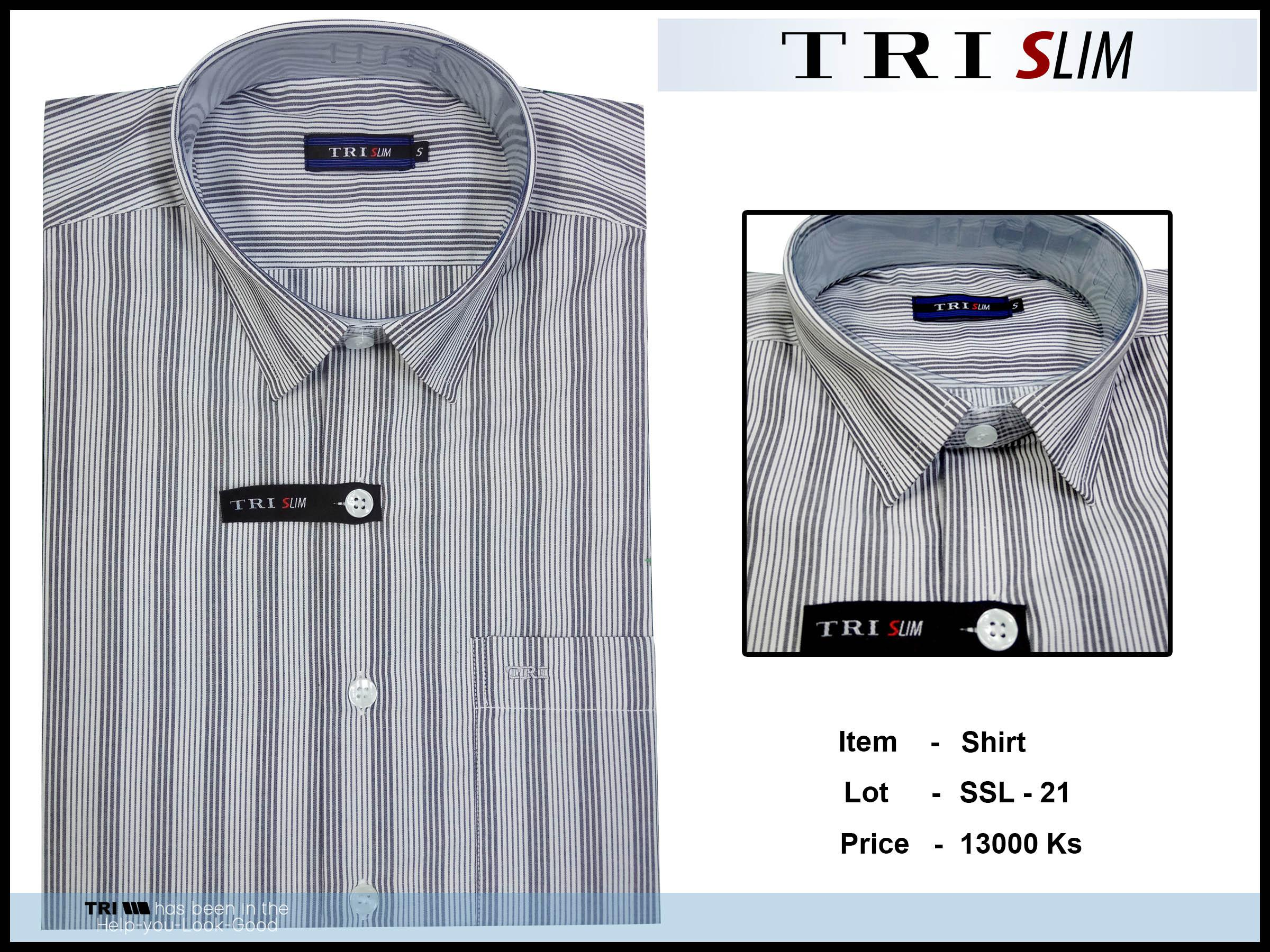 Tri Slim Shirt SSL - 21 - 1
