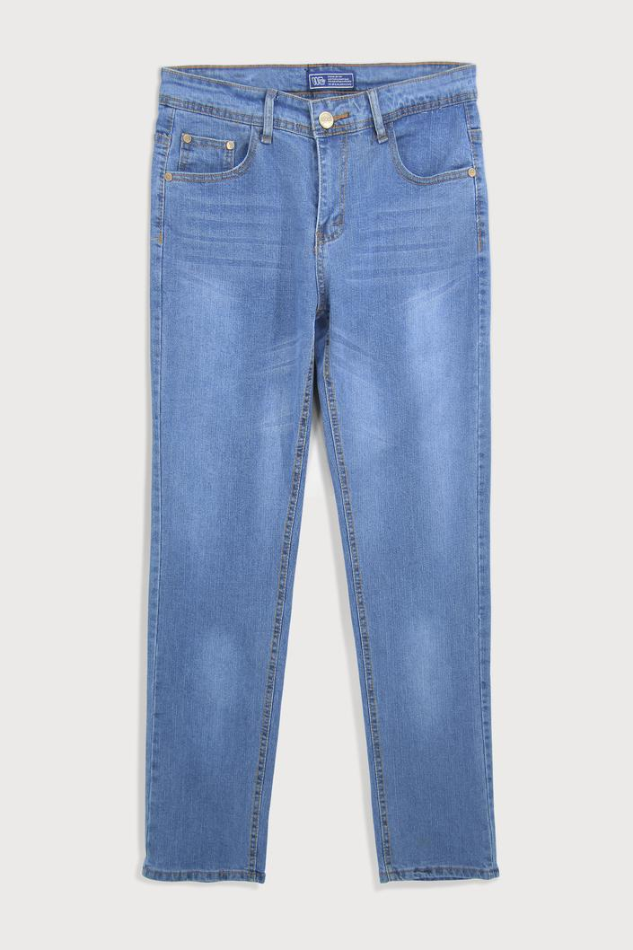 TRI Jeans Pant Straight JP-0814